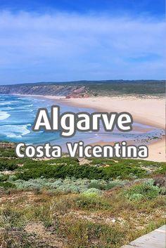 Algarve, Portugal - As melhores praias da Costa Vicentina