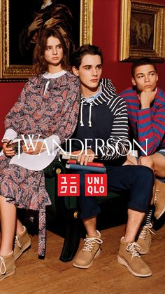 Stress with Style: Uniqlo x JW Anderson Spring/Summer 2019 Collection