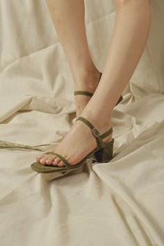 Baron Olive Green (last pair in size Olive Green, Pairs, Sandals, Heels, Heel, Shoes Sandals, Shoes High Heels, Shoes Heels, Slipper