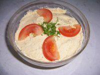 Drožďová pomazánka od maminky Hummus, Smoothies, Cooking Recipes, Sweets, Baking, Breakfast, Ethnic Recipes, Food, Mascarpone