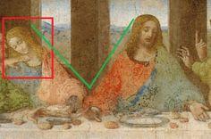 María Magdalena junto a Jesús