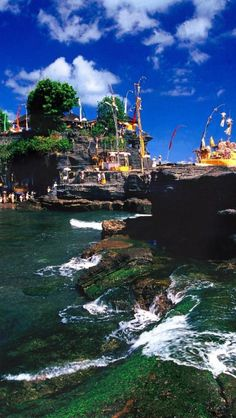 Bali Tanah Lot, Indonesia - the best honeymoon in Bali http://holipal.com/the-best-honeymoon-in-bali/