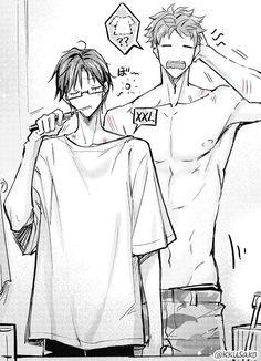Hot Anime Boy, Anime Guys, Anime Face Drawing, Teen Web, Anime Rapper, Cute Gay Couples, Rap Battle, Anime Ships, Fujoshi