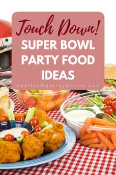 You can't have a winning Super Bowl party without great party food. Here are some Super Bowl party food ideas to help you score a touchdown with your guests for Super Bowl Lunch Recipes, Breakfast Recipes, Healthy Recipes, New Parent Advice, Menu Planning, Kids And Parenting, Super Bowl, The Best, Healthy Life