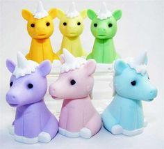 Unicorn Eraser Collection
