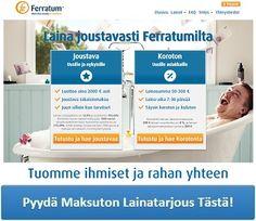http://www.pienlainat.fi/kuluttomat-lainat/ - Ferratum - Hae lainaa tästä!
