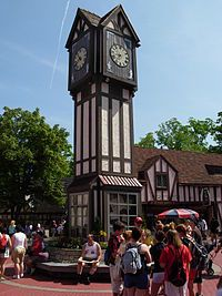 Busch Gardens Williamsburg- one of the nicest theme parks we've ever been to
