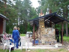 Wood-fired kiln:  Tomas Gramming, Göteborg, Sweden