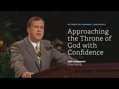 Highlight: Approaching the Throne of God with Confidence - YouTube