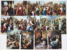 Pobožnosť krátkej krížovej cesty Jesus Christ, Anime, Movies, Movie Posters, Painting, Art, Hampers, Art Background, Films