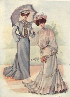 Early 20th Century Fashion Modernism Embodied by the