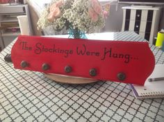 Awesome Blog - I love this holiday stocking idea...