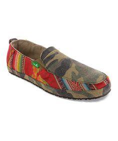 Love this Coral Poncho Seeker Funk Slip-On Sneaker - Men on #zulily! #zulilyfinds