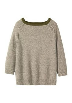 ROSALEEN SWEATER by TOAST