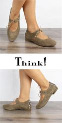 Damen Stiefel Schuhe Think Denk! 83014 72 Rot Denk! 83014 72