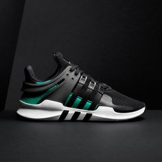 adidas EQT ADV SUPPORT is in-store and online now. If you like the look of retro sports footwear but demand the performance from modern materials and design look no further. Keep Shoes, Me Too Shoes, Adidas Eqt Adv, Sneakers Fashion, Fashion Shoes, Men's Fashion, Air Jordan, Reebok, Nba
