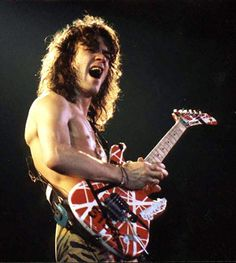 "Eddie Van Halen: I'm not sure what I appreciate about Eddie Van Halen more--the fact that he raised the bar for what it meant to be a ""competent"" rock guitarist, or the fact that it wasn't so high that I was unable to teach myself the intro to ""Hot For Teacher"" while still in high school.    He deserves all the status as one of the greatest guitarists of all time that he gets."