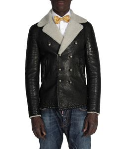 Men's Leather outerwear - DSQUARED2