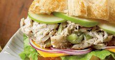 Apple Granny Sandwich recipe