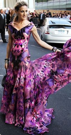 SJP maxi style ♥✤ | Keep the Glamour | BeStayBeautiful