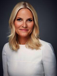 Portretfoto's Noorse royals - Blauw Bloed