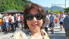 Mount Pilatus Adventure: Part 1 - Boat to Alpnachstad from Lucerne