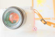 FUJIFILM X-A1 Premium White Box | Photography by *chieko*