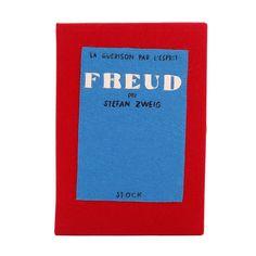 Freud Book Clutch