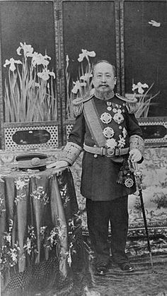 Gojong, Emperor Gwangmu of the Yi Dynasty of Korea - Gojong was forced to abdicate by the Japanese and Gojong's son Sunjong succeeded to the throne. After abdicating, Gojong was confined to the Deoksu Palace by the Japanese. On 22 August 1910, the Empire of Korea was annexed by Japan under the Japan-Korea Annexation Treaty. Gojong died suddenly on 21 January 1919 at Deoksugung Palace (many speculating assassination by poisoning).