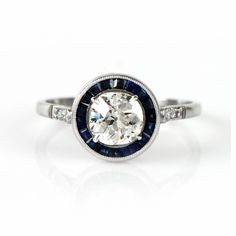 Antique and Estate Engagement Rings