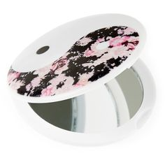 Monsoon Ying Yang Compact Mirror ($8) ❤ liked on Polyvore featuring beauty products and beauty accessories
