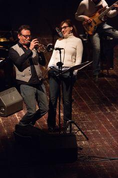 Aldo Bassi - Tromba || La Musica Insieme Tour 2015. Stefano Di Battista, Nicky Nicolai, Erri De Luca.