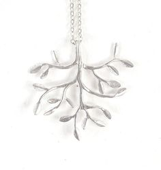 Tree of life necklace on silver chain by Eva by EvasJewellery, $20.00