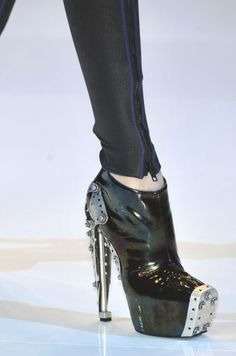 McQueen...love these shoes.......wish I could still wear this heel