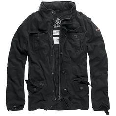 Britannia Jacket (Brandit) Jacke jetzt erhältlich! EMP