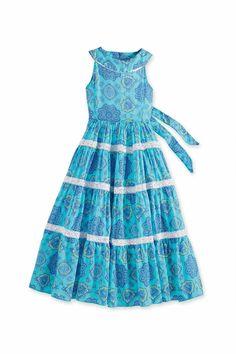 Theodora & Callum© Girls Maxi Dress: #Chasingfireflies $69.97