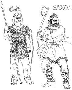 comparison of anglo saxon and celt myths We have all been taught that the anglo-saxons invaded england and commited mass genocide of the natives that lived there, driving the celtic population out of england.