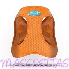 Curli Arnés Air Vest MESH. El arnés se ajusta alrededor de toda la zona pectoral, lo que distribuye la presión de forma óptima, disponible en 7 tallas (XXXS-XXS-XS-S-M-L-XL).