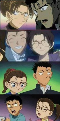 They're cute..   #DetectiveConan