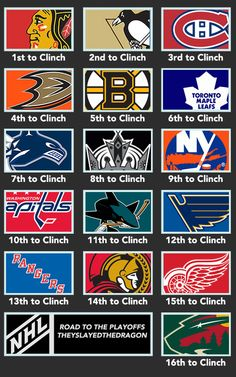 For the first time since 1996, all of the Original 6 teams are in the playoffs.