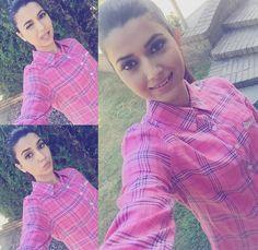 Punjabi Dress, Punjabi Suits, Nimrat Khaira, Western Look, Western Dresses, Casual Wear, Actors & Actresses, Singers, Eye Makeup