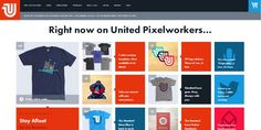 33 Examples of the Flat Web Design Trend