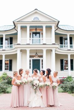 Birds of a Feather Photography Blog | Belle Grove Plantation Wedding :: Devon and Lars