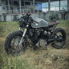 """11.5k Likes, 47 Comments - Cafe Racer Porn (@caferacerporn) on Instagram: """"Rad #virago #vx750 from @tpgcustombuild . -—----------------------- Tag #caferacerporn…"""""""