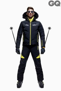 The best ski wear to keep you stylish on the slopes