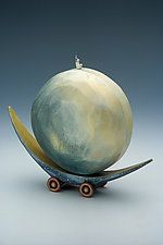 Wood Sculpture by Dona Dalton