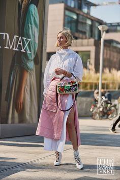 Milan fashion weeks 693695148837851999 - The Best Street Style Looks From Milan Fashion Week Fall 2019 – Fashionista Source by Best Street Style, Milan Fashion Week Street Style, Looks Street Style, Street Look, Autumn Street Style, Cool Street Fashion, Street Chic, Streetstyle Fashion Week, Paris Street