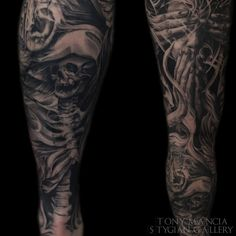Tony Mancia - Owner and Artist at Stygian Gallery, Atlanta GA