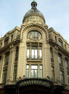 Rosario (Argentina) - La Favorita Building