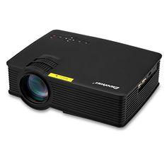 Excelvan EH09 mini LED Multimedia Portable Projector